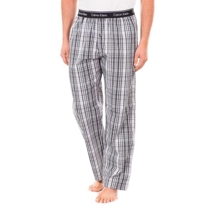 pantalon pyjama homme c klein multi couleur achat vente chemise de nuit cdiscount. Black Bedroom Furniture Sets. Home Design Ideas