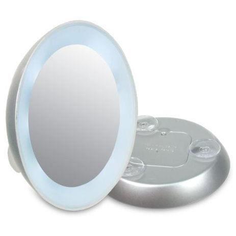 Miroir grossissant 10x avec ventouse achat vente for Miroir grossissant ventouse