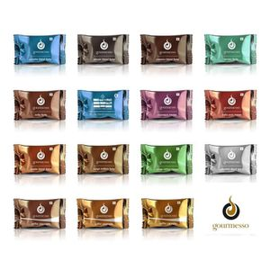 50 Colombia Decaf Dolce Capsules Compatibles Nespr