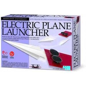 AVIATION Lanceur d'avion éléctrique