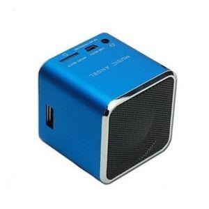 portable mini usb haut parleur st r o lecteur de musique radio fm mp3 4 micro sd enceintes. Black Bedroom Furniture Sets. Home Design Ideas
