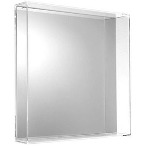 petit miroir carre achat vente petit miroir carre pas cher cdiscount. Black Bedroom Furniture Sets. Home Design Ideas