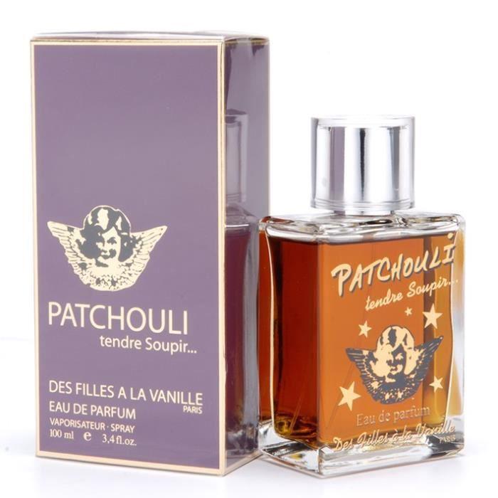 patchouli tendre soupir parfum achat vente eau de parfum patchouli tendre soupir p. Black Bedroom Furniture Sets. Home Design Ideas