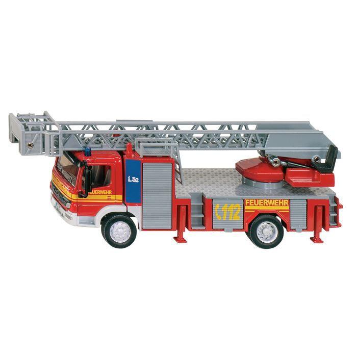 1 50 camion pompier grd chelle mercedes echel achat vente voiture - Voiture pompier enfant ...