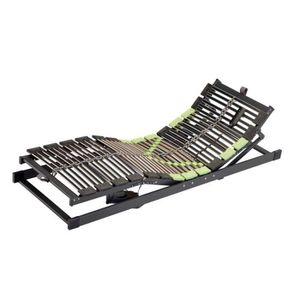 sommier electrique 140 achat vente sommier electrique 140 pas cher cdis. Black Bedroom Furniture Sets. Home Design Ideas