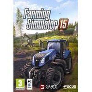 JEUX À TÉLÉCHARGER Farming Simulator 15