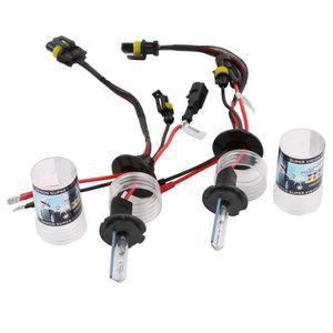 ampoule xenon h1 55w achat vente ampoule xenon h1 55w pas cher cdiscount. Black Bedroom Furniture Sets. Home Design Ideas