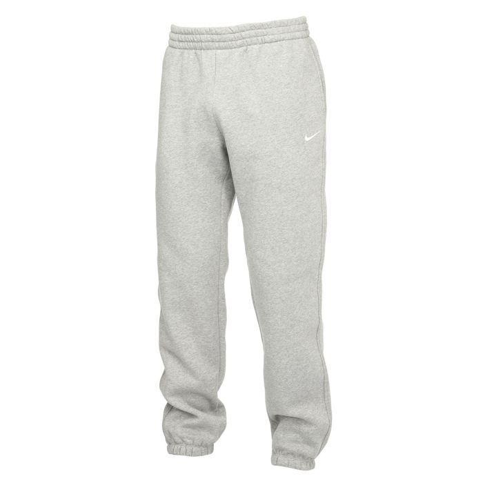 nike pantalon de jogging homme gris chin achat vente. Black Bedroom Furniture Sets. Home Design Ideas