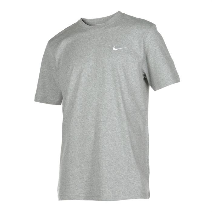 nike ad t shirt basic crew homme gris chin achat vente t shirt cdiscount. Black Bedroom Furniture Sets. Home Design Ideas