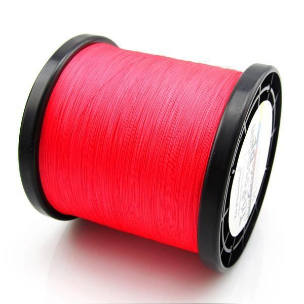 tresse peche carpe 1000m crochet braids rouge materiel de. Black Bedroom Furniture Sets. Home Design Ideas