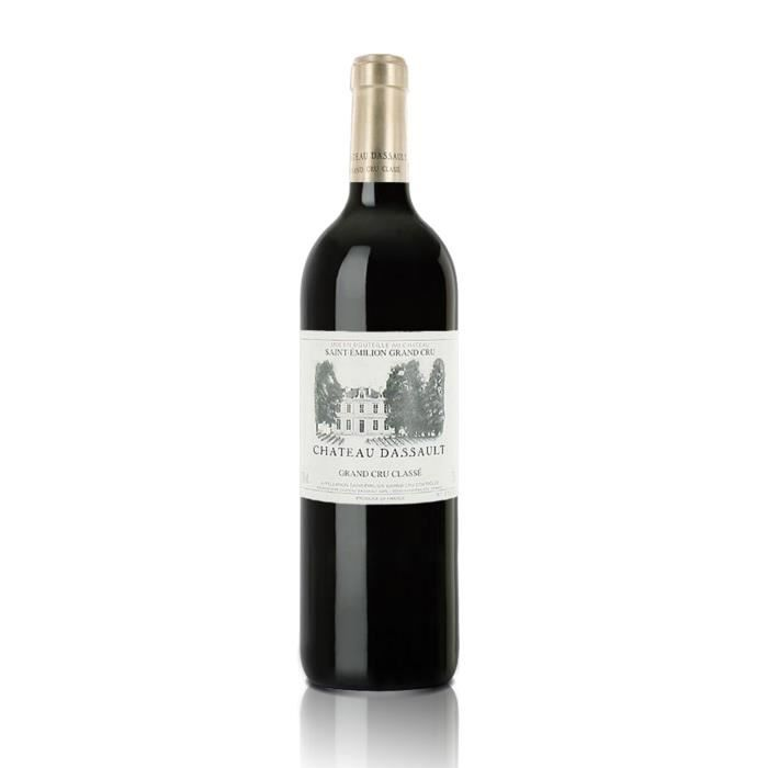 ch teau dassault 2008 grand cru class de saint emilion achat vente vin rouge ch teau. Black Bedroom Furniture Sets. Home Design Ideas
