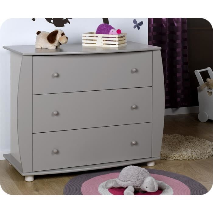 Commode b b r ve lin plan langer amovible achat vente table langer 2 - Commode bebe cdiscount ...