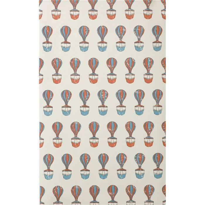 Papier peint montgolfi res achat vente papier peint - Achat papier peint ...