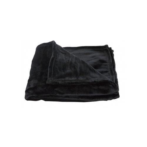 plaid en polaire uni achat vente couverture plaid cdiscount. Black Bedroom Furniture Sets. Home Design Ideas