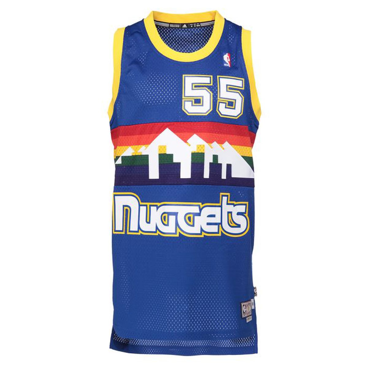 adidas maillot basket nba nuggets mutombo homme prix pas cher soldes cdiscount. Black Bedroom Furniture Sets. Home Design Ideas