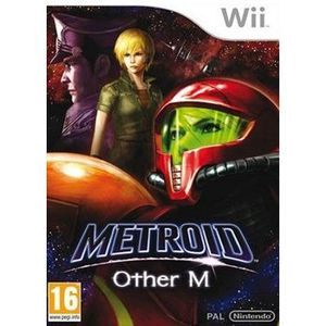 JEUX WII METROID OTHER M / Jeu console Wii