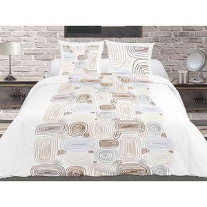 parures de couettes 260 240 achat vente parures de couettes 260 240 pas cher cdiscount. Black Bedroom Furniture Sets. Home Design Ideas