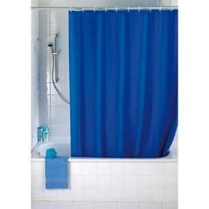 rideau de douche bleu achat vente rideau de douche bleu pas cher cdiscount. Black Bedroom Furniture Sets. Home Design Ideas