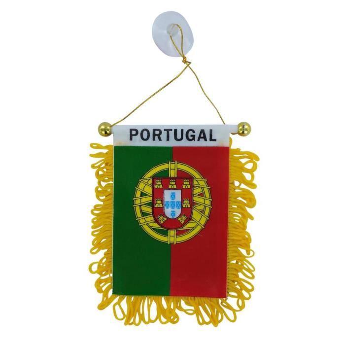 fanion mini drapeau portugal portugais voiture prix pas cher cdiscount. Black Bedroom Furniture Sets. Home Design Ideas