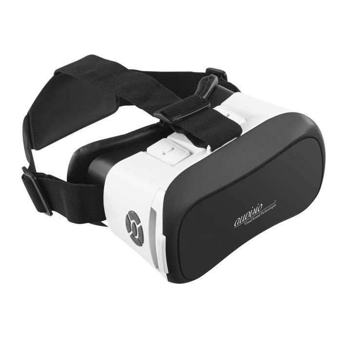 lunettes de r alit virtuelle v6 pour smartphone avec commandes bluetooth achat vente casque. Black Bedroom Furniture Sets. Home Design Ideas