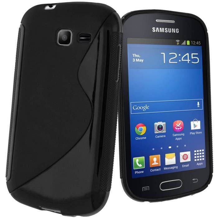 Nouveaux pack samsung galaxy trend lite s7390 achat - Protection galaxy trend lite ...