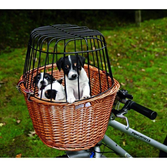 panier velo pour chien achat vente panier velo pour chien pas cher les soldes sur. Black Bedroom Furniture Sets. Home Design Ideas