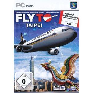 JEU PC FLY TO TAIPEI / Jeu PC