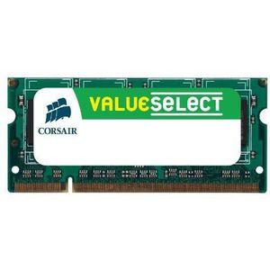 MÉMOIRE RAM Corsair VS1GSDS800D2 Mémoire RAM DDR2 SO 800 1 Go
