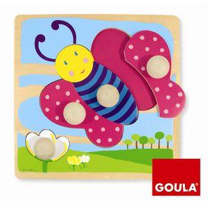 PUZZLE GOULA Puzzle Papillon