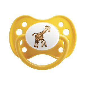 SUCETTE DODIE Sucette 0-6 Mois Animaux Silicone