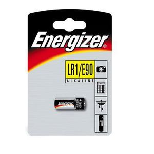 PILES PILE LR01 ALCALINE ENERGIZER 12V (BLISTER DE 1)