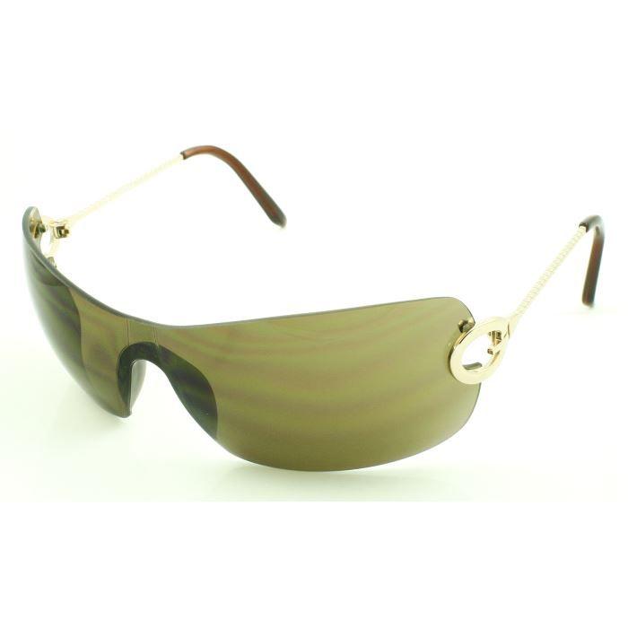 lunette de soleil guess 6523 gld1 dor m tal achat vente lunettes de soleil femme soldes. Black Bedroom Furniture Sets. Home Design Ideas