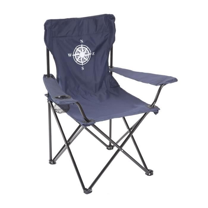 chaise de plage camping pliable bleu prix pas cher soldes d t d s le 22 juin cdiscount. Black Bedroom Furniture Sets. Home Design Ideas