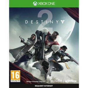 JEU XBOX ONE NOUVEAUTÉ Destiny 2 Jeu Xbox One