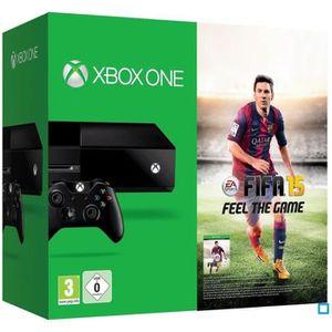 Console XBOX One + Jeu Fifa 15