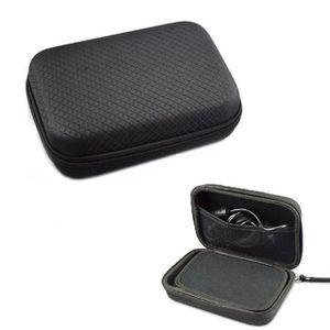 ÉTUI GPS Noir Étui de transport Pour TomTom Go 5000 Go 500