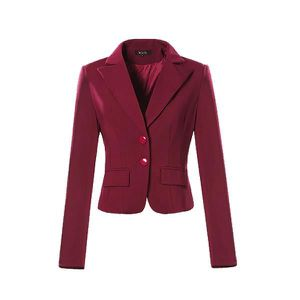 veste blazer femme rouge achat vente veste blazer femme rouge pas cher cdiscount. Black Bedroom Furniture Sets. Home Design Ideas
