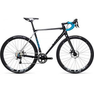 VÉLO DE COURSE - ROUTE Vélo de route Cube Cross Race black´n´white 2017