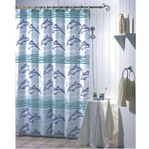 rideau de douche avec fil de plomb achat vente rideau de douche avec fil de plomb pas cher. Black Bedroom Furniture Sets. Home Design Ideas