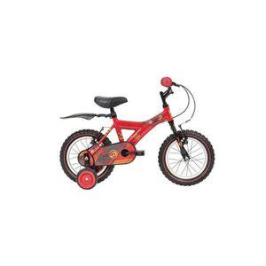 VÉLO ENFANT Vélo garçon Raleigh ATOM 14' rouge 2016