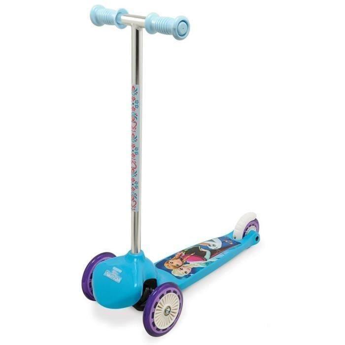 patinette twist enfant 3 roues frozen smoby achat vente patinette trottinette soldes d. Black Bedroom Furniture Sets. Home Design Ideas