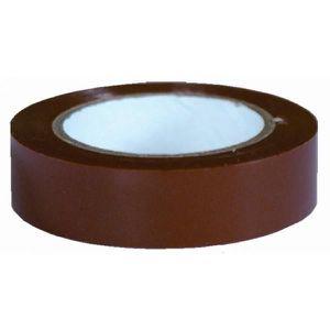 VOLTMAN Ruban adhésif isolant - 10m - Marron