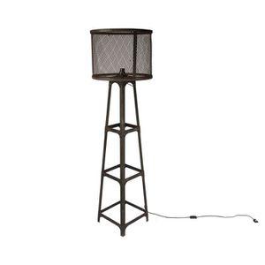 lampadaire loft achat vente lampadaire loft pas cher cdiscount. Black Bedroom Furniture Sets. Home Design Ideas