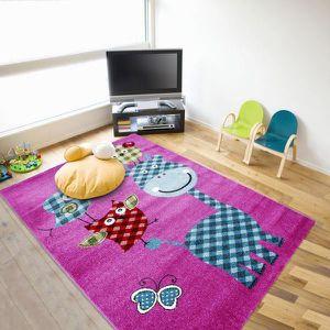 tapis enfant achat vente tapis enfant pas cher soldes cdiscount. Black Bedroom Furniture Sets. Home Design Ideas