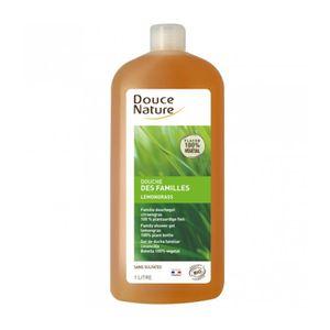GEL - CRÈME DOUCHE Shampooing gel douche 2 en 1 à l'aloe vera lemongr