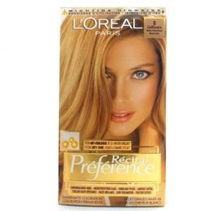 coloration loreal coloration rcital prfrence 8 blond - L Oral Coloration