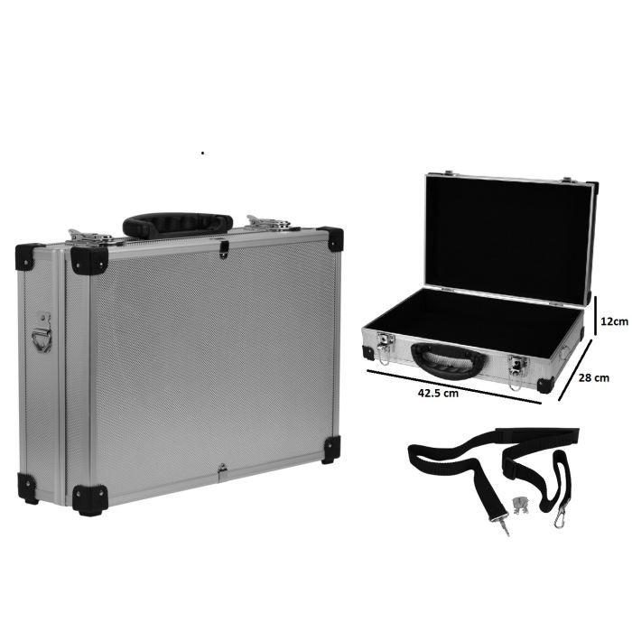 mallette valise de rangement pour produits manucur achat vente accessoire pose vernis. Black Bedroom Furniture Sets. Home Design Ideas