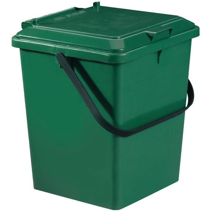seau compost 8 litres achat vente composteur accessoire seau compost 8 litres cdiscount. Black Bedroom Furniture Sets. Home Design Ideas