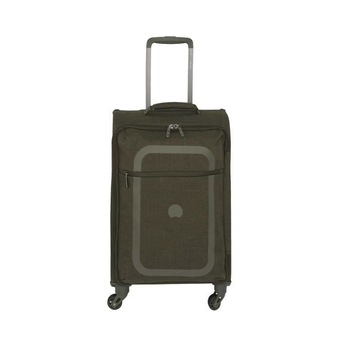 valise 4 roues delsey toile taille cabine 55cm gamme dauphine achat vente valise bagage. Black Bedroom Furniture Sets. Home Design Ideas