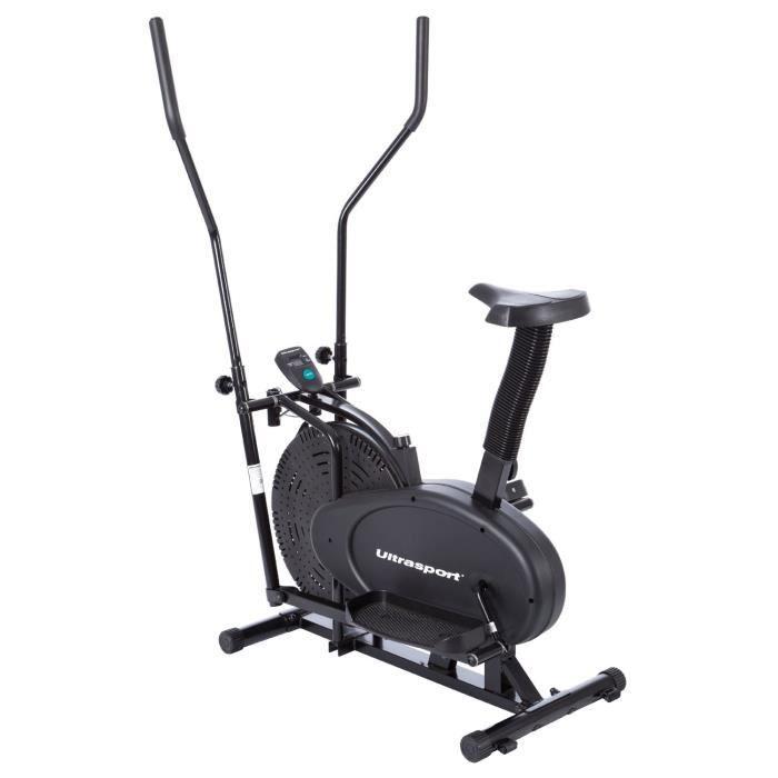 ultrasport v lo elliptique x trainer 250 prix pas cher. Black Bedroom Furniture Sets. Home Design Ideas